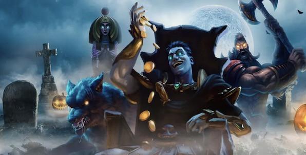 Gods of Halloween : 50,000€ mis en jeu par Yggdrasil !