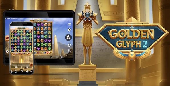 Golden Glyph 2, l'une des meilleures suites pour Quickspin en 2021