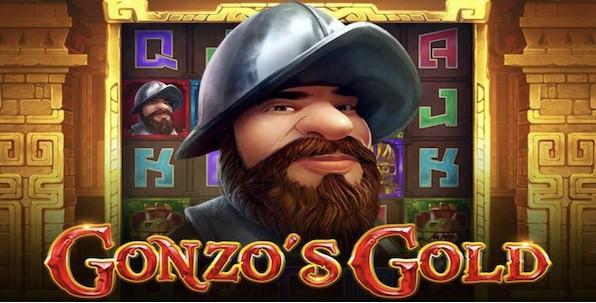 Gonzo's Gold : la nouvelle aventure de la mascotte de Netent !