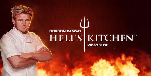 Gordon Ramsay's Hell's Kitchen : le chef lance sa machine à sous en ligne