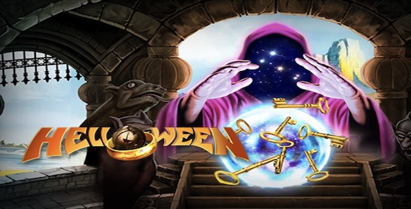 Helloween slot : le mix entre Halloween et musique metal par Play'n GO
