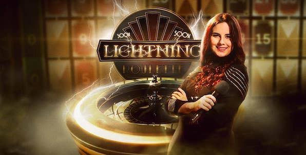 Lightning Roulette : la variante de roulette live la plus populaire au monde