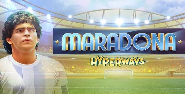 Maradona Hyperways : la légende du football vous propose plus de 60 millions de lignes gagnantes !