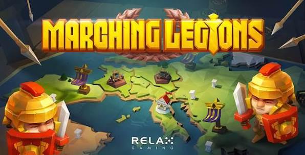 Marching Legions : soyez le soldat qui devient roi