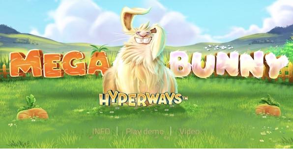 Mega Bunny Hyperways : GameArt lance une nouvelle mécanique qui va faire du bruit !