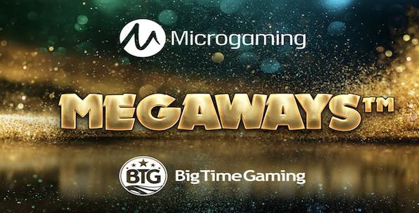 Megaways fait un nouveau fan : Microgaming prêt à utiliser cette technologie