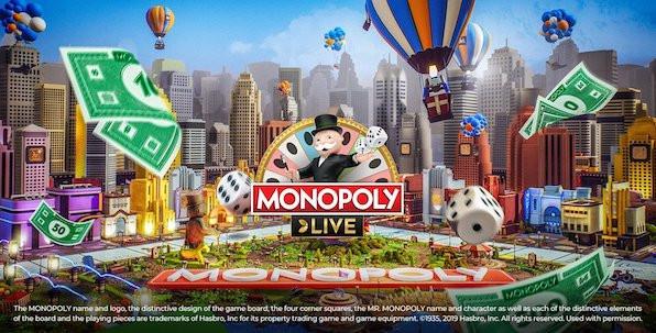 Monopoly Live : quand le jeu de plateau rencontre la roue de la fortune sur les casinos Evolution