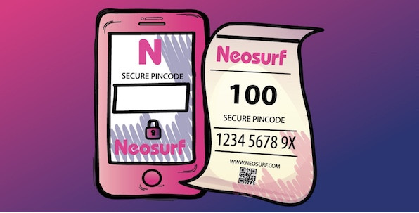 Neosurf et les casinos en ligne