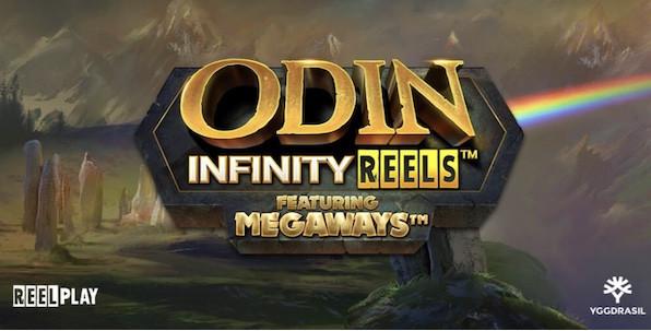 Odin: Infinity Reels (Featuring Megaways) et son infinité de lignes gagnantes !