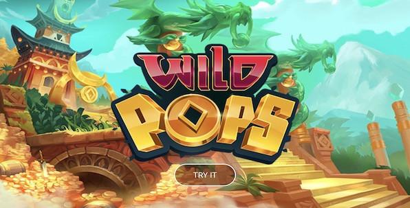 Wild Pops, nouvel OVNI des casinos en ligne Yggdrasil