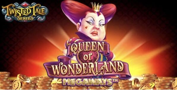 Queen of Wonderland Megaways : comment bien débuter l'année 2021 avec iSoftBet