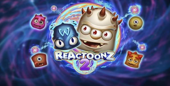 Reactoonz 2 : Découvrez la suite de l'un des plus gros hits de Play'n GO