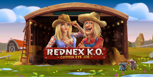 Rednex A.K.O - Cotton Eye Joe - Une machine à sous à découvrir impérativement sans le son !