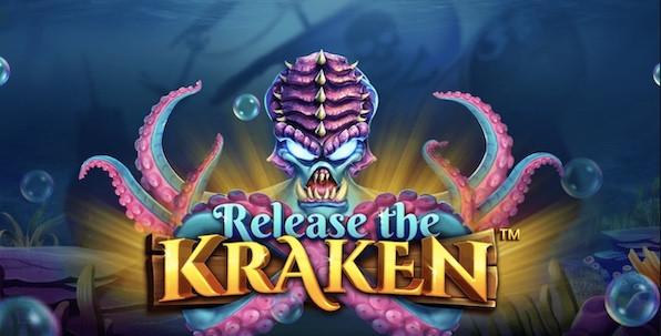 Machine à sous Release the Kraken : A la rencontre de la pieuvre géante !