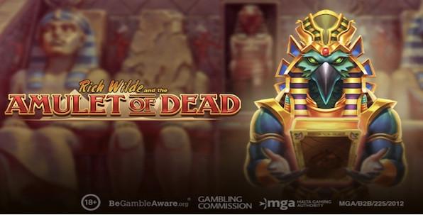 Rich Wilde and the Amulet of Dead, à découvrir sur les casinos en ligne Play'n GO
