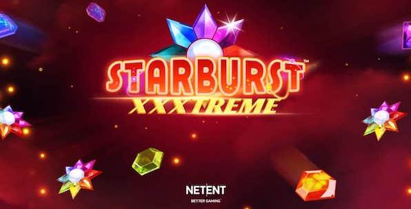 Starburst XXXtreme, la refonte de l'une des machines à sous les plus iconiques du net !
