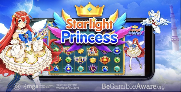 Starlight Princess : Pour les amateurs de manga et de forte volatilité