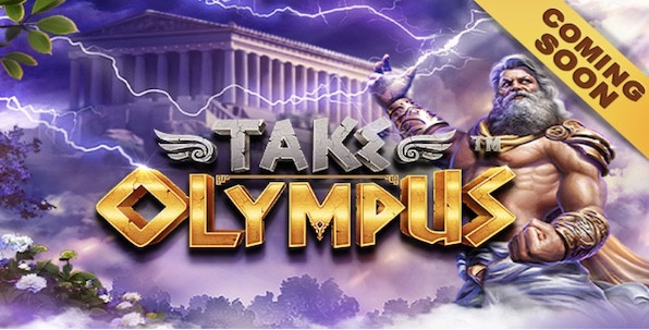 Take Olympus, future slot Betsoft palpitante !