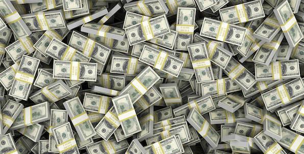 Top 5 des plus gros jackpots jamais touchés sur une machine à sous