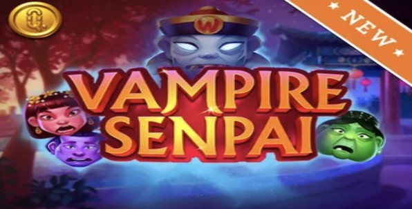 La nouvelle machine à sous Vampire Senpai à découvrir cette semaine !