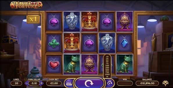 Une vie de trésors cachés à découvrir avec Vault of Fortune