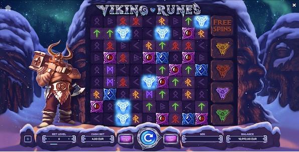 Viking Runes : la nouvelle slot qui célèbre la collaboration entre Yggdrasil et Truelab
