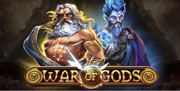 War of Gods : Slot épique, captivante et dynamique !