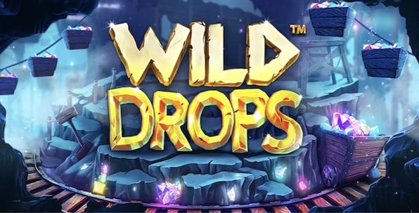 Plongez dans la mine de diamants avec Wild Drops de Betsoft !