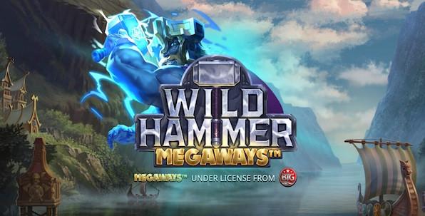 Wild Hammer Megaways, les dieux de la mythologie nordique présentés par iSoftBet