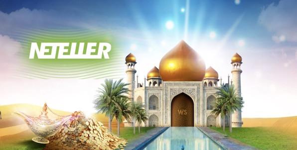Wild Sultan et Neteller : une alliance imparable !