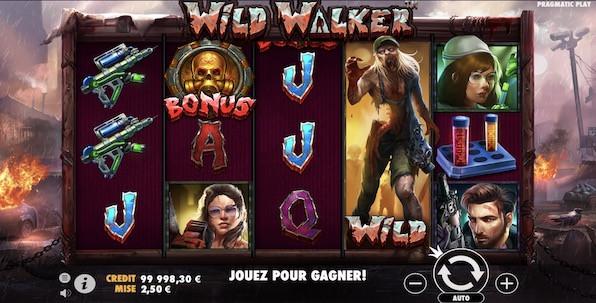 Wild Walker : une apocalypse zombie qui vous plaira !