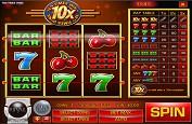 Nouvelle machine à sous classique chez Rival Gaming: 10x Wins