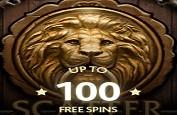 Bonus 100 Free Spins du mercredi sur 7Bit Casino
