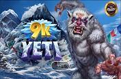 9k Yeti, nouvelle slot où les joueurs mobiles disposent d'un mode exclusif !