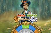 Absolootly Mad, nouvelle slot Microgaming proposant le jackpot Mega Moolah