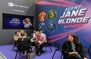 Le retour de la célèbre Agent Jane par Microgaming