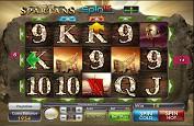 La Slot of the Week sur DublinBet - Aujourd'hui free spins sur Age of Spartan et 3 bonus à gagner