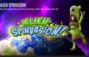 La slot Alien Spinvasion prête à sortir le 13 mars prochain