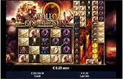 Novomatic vous fait découvrir la slot Apollo God of the Sun