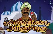 Jackpot de la slot Arabian Nights pour 2.6€ millions