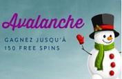 Avalanche de free spins chez Monsieur Vegas du 7 au 11 mars