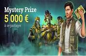 Gagnez 5,000€ de free spins jusqu'à dimanche 1er août au soir !