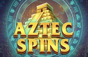 Aztec Spins, nouvelle slot Red Tiger sur une civilisation antique