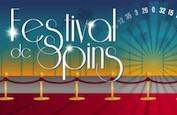 Un festival de free spins sur Azur ce lundi 25 février ! Un maximum de 1250 tours gratuits à gagner