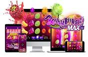 Berryburst Max, l'explosion fruitée de Netent pour l'été