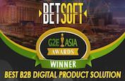 Betsoft gagne une récompense lors des G2E Asia Rewards