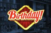 Birthday!, une machine à sous qui célèbre tous les personnages des jeux ELK