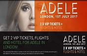 Des places à gagner pour le concert d'Adele à Londres avec Bitstarz