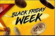 Black Friday ! Tous les dépôts sont doublés sur CampeonBet et EvoBet