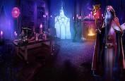 Êtes-vous prêts à découvrir ce laboratoire mystérieux et magique ?
